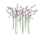 Flower Decoration PNG by FrankAndCarySTOCK