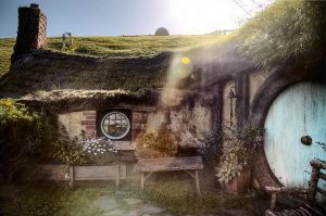 Hobbit Home by kulesh