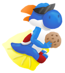 Boshi's Cookie by MikariStar
