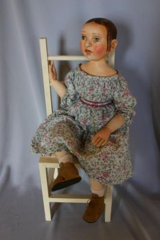 Naive style doll by Artemisia52