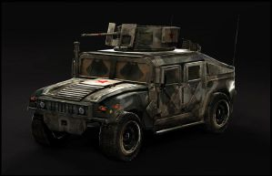 Korean Hmmwv by tgw-Raptor