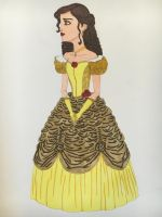 Belle by madiquin185