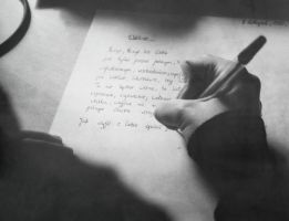 a letter to Victor III by wyrazobcy