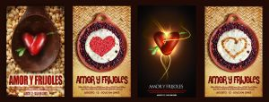 Amor y Frijoles Poster by EAMejia