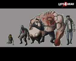 The Infected of L4D by Rockvillian