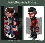 Meme  Before And After By Bampire by kattyhaven