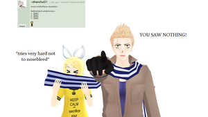 Ask-MMD-Netherlands: Question 149 by Ask-MMD-Netherlands