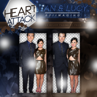 +Photopack png de Ian Harding y Lucy Hale. by MarEditions1