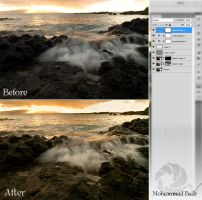 Landscape_retouch by Qisar
