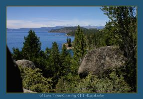 Lake Tahoe Too Wide by kayaksailor