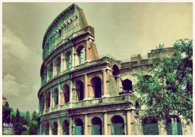 Colosseo by MonicaYar