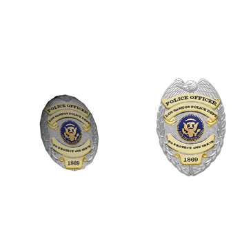 LSPD BADGE by Shark91240