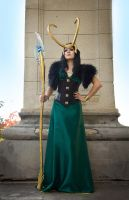 Lady Loki by mysteria-violent