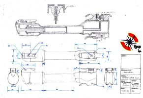Freehand Technical Drawing by avast-ye