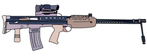 L86 Light Support Weapon by WhellerNG
