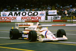Thierry Boutsen (Great Britain 1985) by F1-history