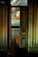 Behind the door.. a dream by HugoVlad