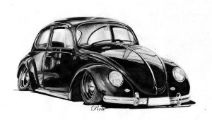 VW beetle by RibaDesign