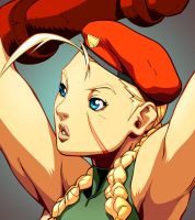 Cammy Street Fighter HD by Orinknight