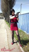 Ada Wong Biohazard 4 The Mercenaries outfit I by Rejiclad