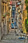 .: Lisbon Streets :. by syntheticdreamer