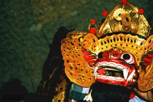 Barong by Thearcen by indonesia