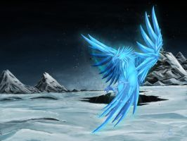 League of Legends: Anivia by VampiricDemise