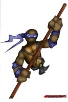 TMNT: Don by Gauntlet101010