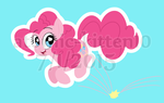 MLP: Bouncy Pinkie by atomic-kitten10
