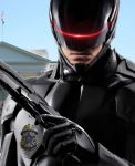 Robocop At The White House by QuantumInnovator
