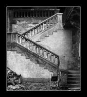 Old Stairs by 2510620