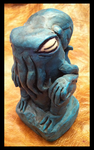 I idolize Cthulhu? by The-Oubliette
