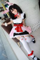 Love Live! - Mogyutto LOVE Yazawa meido Nico by Xeno-Photography