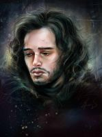 Jon Snow by manulys