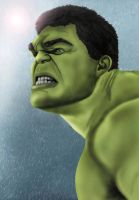 Hulk by Lightning-Stroke