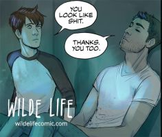 Wilde Life - 134 by Lepas