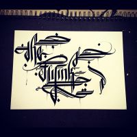 theFlyink2 by desan21