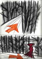 Red in the Woods SB 1 by Sarahfina-Rose