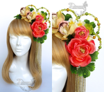 Spring Inspired Headpiece by dimundi-official