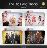 The Big Bang Theory TV Folders by VisionFolders