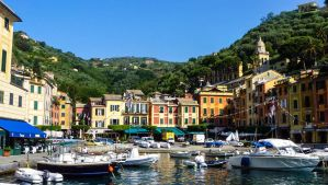 Arriving in Portofino by tessavance