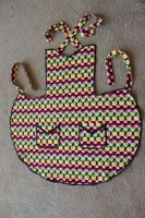 Hello Kitty Apron by InAnotherCastle