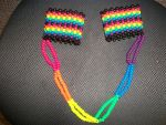 Kandi Handcuffs by rainbowchick201
