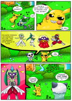 PMD: Gates to Insanity - Humans by Archappor