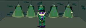 The Riddler by Famo23