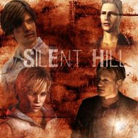 Silent Hill design by Demicol