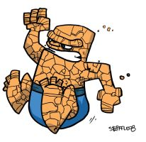 The Thing Tamale by striffle