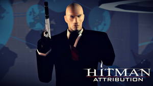 Hitman: Attribution by Robogineer