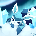 Glaceon by TheParagon