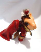my little pony custom Cora Once Upon a Time by AmbarJulieta